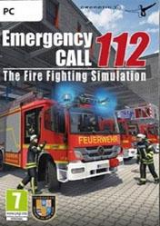 Buy Cheap Emergency Call 112 The Fire Fighting Simulation PC CD Key