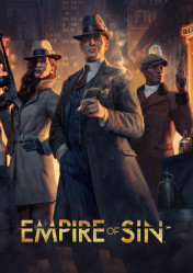 Buy Cheap Empire of Sin PC CD Key