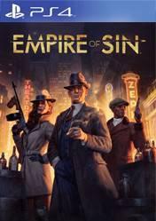 Buy Cheap Empire of Sin PS4 CD Key