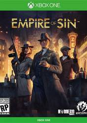 Buy Cheap Empire of Sin XBOX ONE CD Key