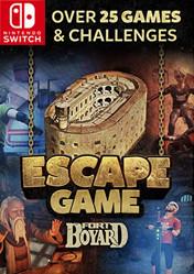 Buy Cheap Escape Game Fort Boyard NINTENDO SWITCH CD Key