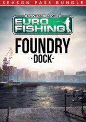 Buy Euro Fishing Foundry Dock + Season Pass pc cd key for Steam