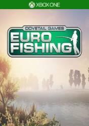Buy Cheap Euro Fishing XBOX ONE CD Key