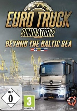 Buy Cheap Euro Truck Simulator 2 Beyond the Baltic Sea PC CD Key