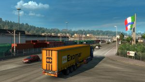Euro Truck Simulator 2 delays to the 5th of December the release of its Italia DLC