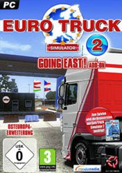 Buy Euro Truck Simulator 2 Going East pc cd key for Steam
