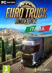Buy Euro Truck Simulator 2 Italia pc cd key for Steam
