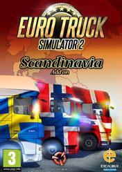 Buy Euro Truck Simulator 2 Scandinavia pc cd key for Steam