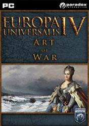 Buy Europa Universalis IV Art of War pc cd key for Steam