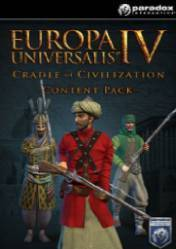 Buy Cheap Europa Universalis IV: Cradle of Civilization PC CD Key