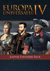 Buy Cheap Europa Universalis IV: Empire Founder Pack PC CD Key