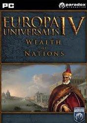 Buy Cheap Europa Universalis IV: Wealth of Nations PC CD Key