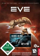 Buy Cheap EvE Online 60 DAYS Pre-Paid Time Card PC CD Key