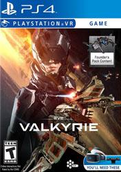 Buy Cheap EVE VALKYRIE VR PS4 CD Key