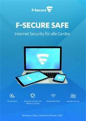 Buy Cheap F-Secure Internet Security 2021 PC CD Key