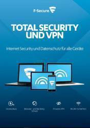 Buy Cheap F-Secure Total 2020 PC CD Key