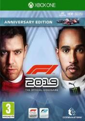 Buy Cheap F1 2019 XBOX ONE CD Key