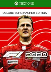 Buy Cheap F1 2020: Deluxe Schumacher Edition XBOX ONE CD Key