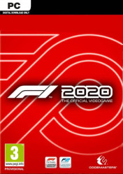 Buy F1 2020 pc cd key for Steam