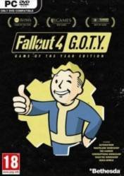 Buy Fallout 4 GOTY Edition PC CD Key