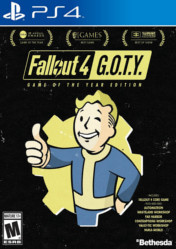 Buy Fallout 4 GOTY Edition PS4 CD Key