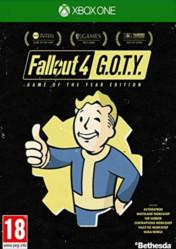 Buy Fallout 4 GOTY Edition XBOX ONE CD Key