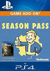 Buy Fallout 4 Season Pass PS4 CD Key