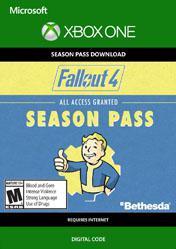 Buy Fallout 4 Season Pass XBOX ONE CD Key