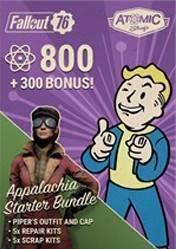 Buy Cheap Fallout 76 Appalachia Starter Bundle PC CD Key