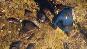 Fallout 76 is getting new PvP mode and player vending