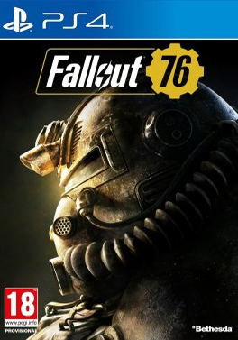 Buy FALLOUT 76 PS4 CD Key