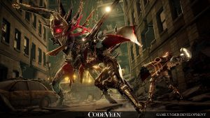 Famitsu unveils the first details of Code Vein, the new Bandai Namco title
