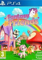 Buy Cheap Fantasy Friends PS4 CD Key