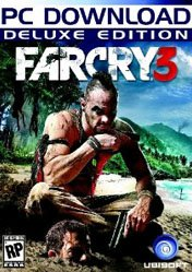 Buy Far Cry 3 Deluxe Edition PC CD Key
