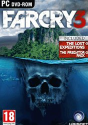 Buy Far Cry 3 The Lost Expeditions Edition PC CD Key