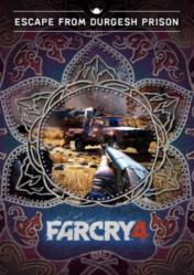 Buy Far Cry 4 Escape from Durgesh Prison DLC PC CD Key