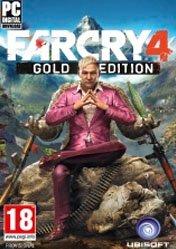 Buy Far Cry 4 Gold Edition PC CD Key
