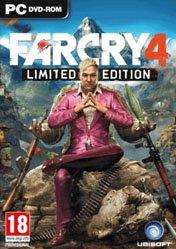 Buy Far Cry 4 Limited Edition PC CD Key