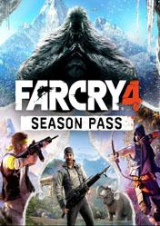 Buy Far Cry 4 Season Pass PC CD Key