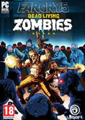 Buy Far Cry 5 Dead Living Zombies PC DLC CD Key