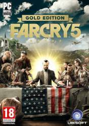 Buy Far Cry 5 Gold Edition pc cd key for Uplay