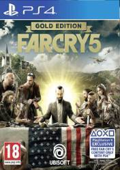 Buy Far Cry 5 Gold Edition PS4 CD Key