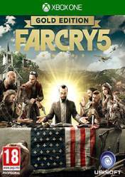Buy Far Cry 5 Gold Edition XBOX ONE CD Key