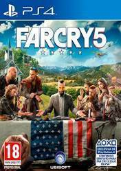 Buy Cheap Far Cry 5 PS4 CD Key