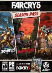 Buy Far Cry 5 Season Pass PC CD Key