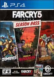 Buy Far Cry 5 Season Pass PS4 CD Key
