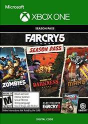 Buy Far Cry 5 Season Pass XBOX ONE CD Key