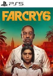 Buy Cheap Far Cry 6 PS5 CD Key