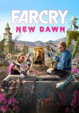 Far Cry New Dawn PC CD Key