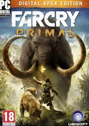 Buy Far Cry Primal Digital Apex Edition PC CD Key